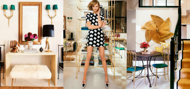 Yuk, Bantu Karlie Kloss untuk Mendesain Apartemennya!